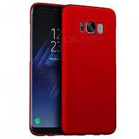 Silicone Case для Samsung S8 (Красный) copy