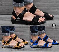 Мужские сандалии Adidas Cyprex Ultra Sandal II3 цвета