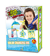 Набор для детского творчества с 3D-маркером - Меняющий цвет IDO3D (166060)