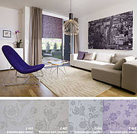 Рулонная штора ткань Валенсия аурис