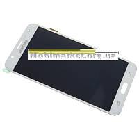 Модуль (сенсор + дисплей) Samsung J700F/DS Galaxy J7, J700H/DS Galaxy J7, J700M/DS Galaxy J7 high copy білий
