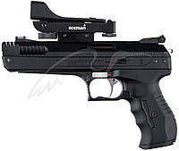 Пістолет пневматичний Beeman P17 з коліматорним прицілом
