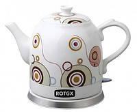 Чайник дисковый Rotex RKС40-Р в объеме 1,2 л