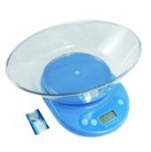 Весы кухонные электронные ЕК01 до 5 кг, точность 1 г