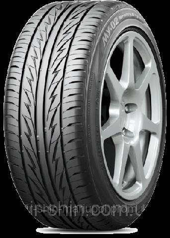 Летние шины 215/55/17 Bridgestone Sporty Style MY-02 94V