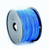 Филамент пластик Gembird (3DP-PLA1.75-01-B) для 3D-принтера, PLA, 1.75 мм, синий, 1кг
