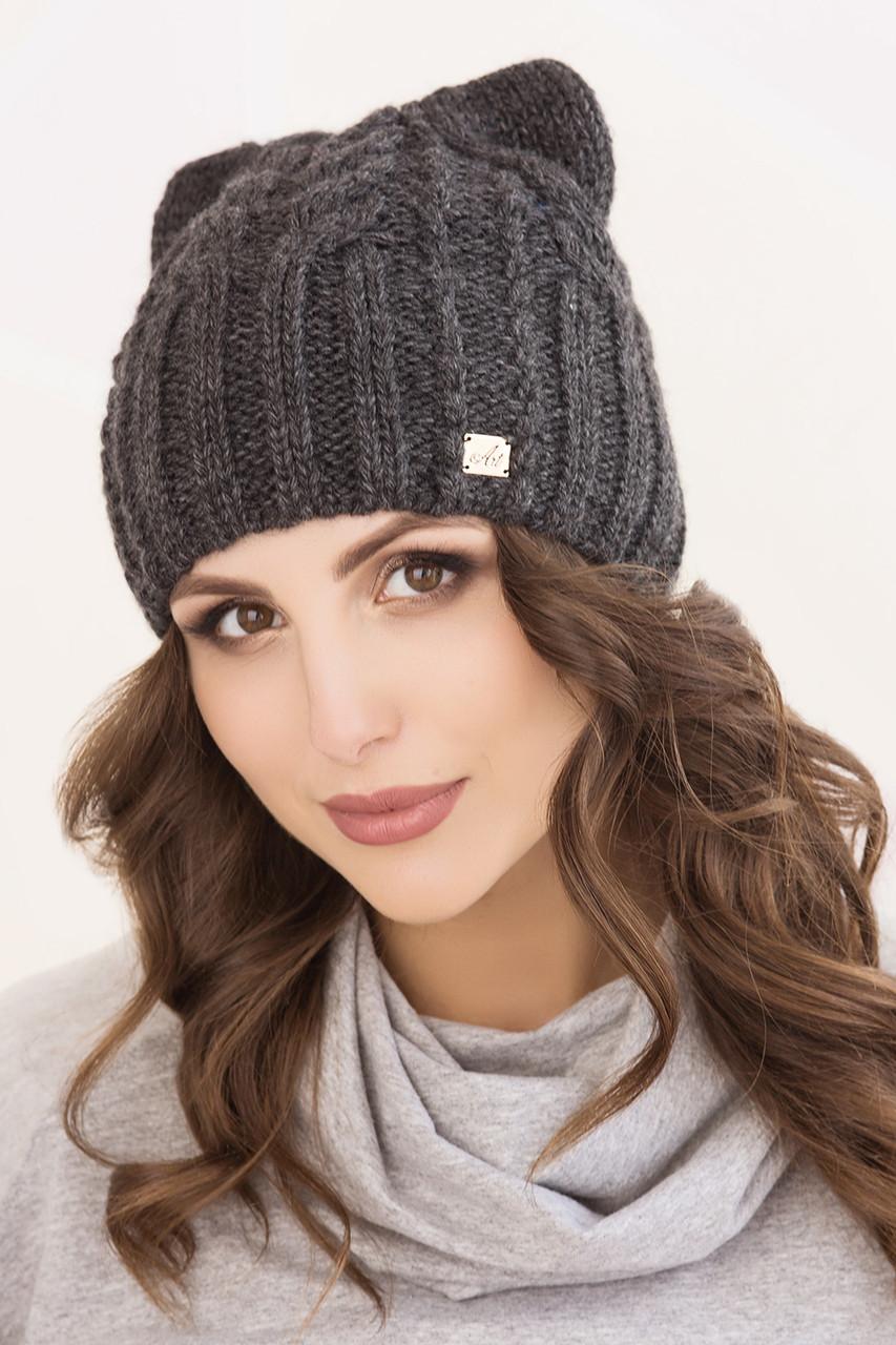 Женская шапка «Регина»