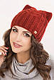 Женская шапка «Регина», фото 2