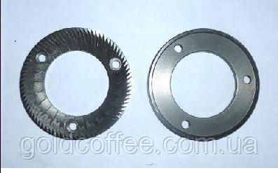 Ножи (жернова) для кофемолки Mazzer Major 83 мм диаметр