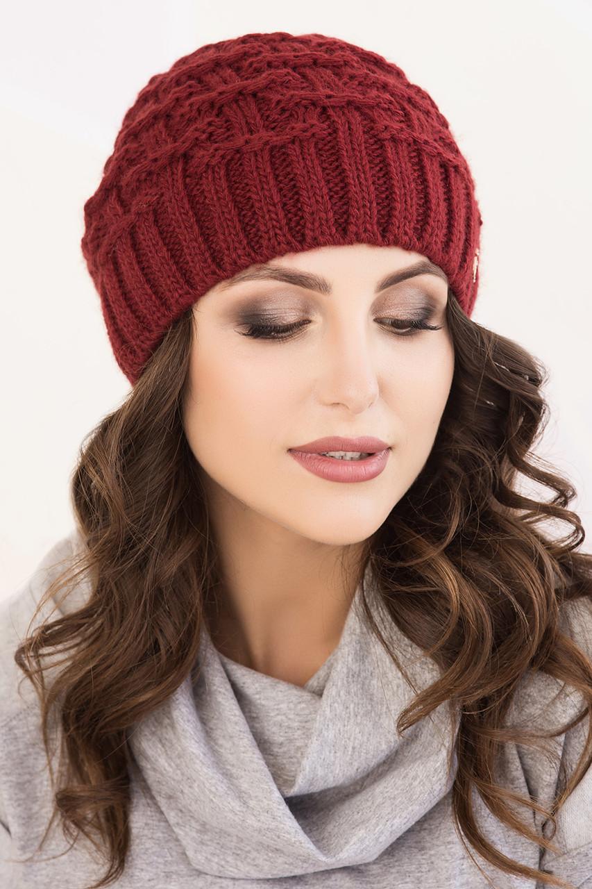 Женская шапка «Ирма»