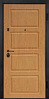 Входные двери металлические, бронированные, с декоративной МДФ накладкой с одной стороны VARTA STANDART VS112