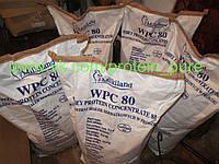 Протеин Ostrowia WPC 80 (Milkiland, Польша) Вкусы : латте, пломбир и др.