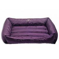 Лежак для собак гигантских пород Sweet Dreams violet 120x100х28см