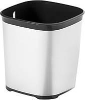 Сушилка для столовых приборов маленькая, гранит/серебристый DECO Curver 211645