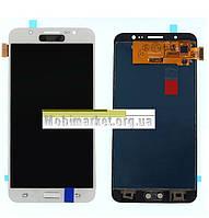 Модуль Samsung J710F Galaxy J7 (2016), J710FN Galaxy J7, J710H Galaxy J7, J710M Galaxy J7 original білий