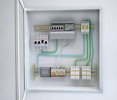 Электропроводка и пусконаладочные работы