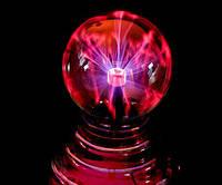 Плазменный шар Plasma ball medium 10 см 4 дюймов Катушка Тесла