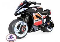 Детский мотоцикл на аккумуляторе 6V Repsol Injusa 6461