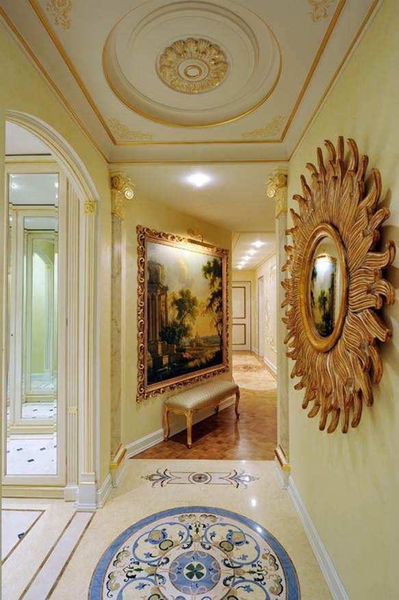 Купить красивые лепные украшения для интерьера