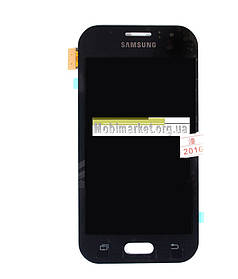 Модуль (сенсор + дисплей) Samsung J110G / J110H / J110L / J110M / J111F Galaxy J1 Ace high copy чорний