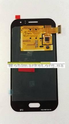 Модуль (сенсор + дисплей) Samsung J110G / J110H / J110L / J110M / J111F Galaxy J1 Ace high copy чорний, фото 2
