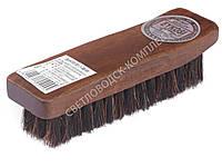 Щетка для обуви, дерево клен, конский волос, арт. sk-127-36-37