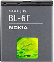 Аккумулятор Nokia N95 8GB (BL-6F)