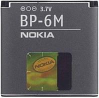 Аккумулятор Nokia (BP-6M)
