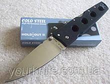 Купить Нож Cold Steel Hold Out II CTS-XHP