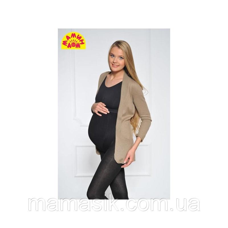 b16556843bbce Колготки для беременных теплые Мамин Дом арт.605 - HAPPY MAMA - одежда для  беременных
