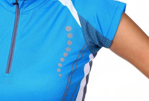 Футболка женская 4F Velo blu-grey , фото 2