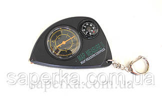 Курвиметр, жидкостный компас, фото 2
