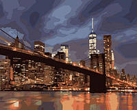 Картина по номерам Нью-Йорк КНО2133