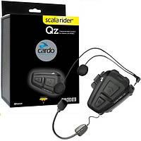 Переговорное Bluetooth устройство SCALA RIDER Qz