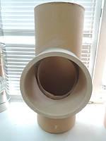 Тройник из керамики (90 грд.) диаметр 200 мм