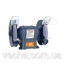 Электроточило Энергомаш ТС-60202 (диск-200мм + адаптер на 32 мм)