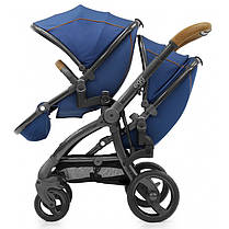 Детская универсальная коляска для двойни 2 в 1 BabyStyle Egg Tandem, фото 3