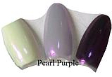 Жемчужная втирка Le Vole Pearl Purple (пурпур), фото 2