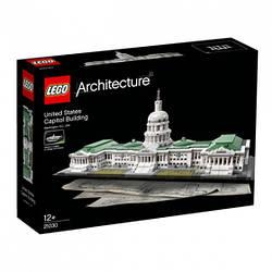 Lego Architecture Капитолий 21030