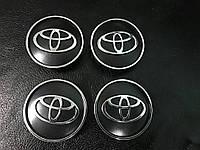 Комплект колпачков в титаны V2 Toyota Rav 4 2013+ (4шт)