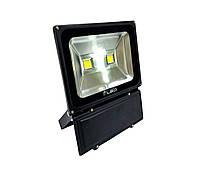 Прожектор светодиодный матричный 100W, Slim, Холодный Белый (6500К)