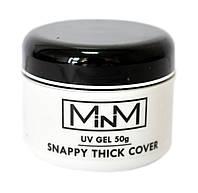 Гель камуфлирующий однофазный M-in-M Snappy Thick Cover, 50 g