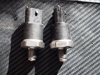 Датчик давления топлива в рейке , Клапан давление топлива
