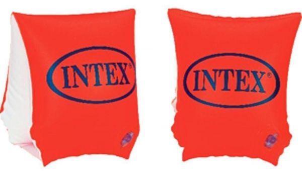 Надувные нарукавники для детей оранжевого цвета, Intex