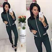 Костюм женский спортивный 750/1ос батал