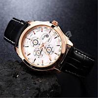 Мужские кварцевые часы дизайн Tissot Couturier
