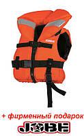 Детский спасательный жилет Jobe Comfort Boating Vest Youth Orange ISO