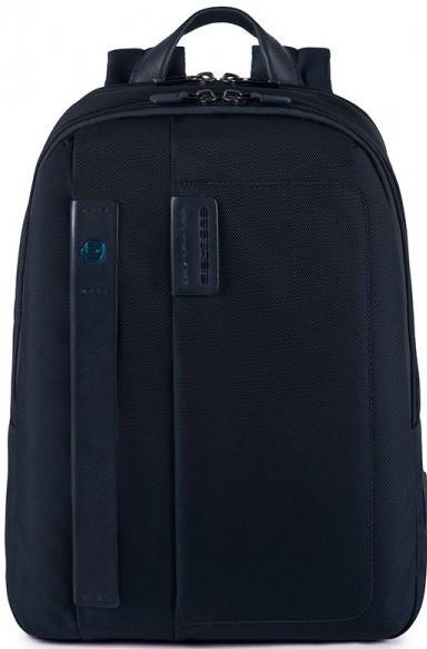 Рюкзак для мужчин на 12 л. Piquadro PULSE/Bk.Blue, CA3869P16_BLU2 темно-синий
