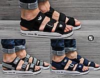 Мужские сандалии Adidas Comfortable Performance 3 цвета