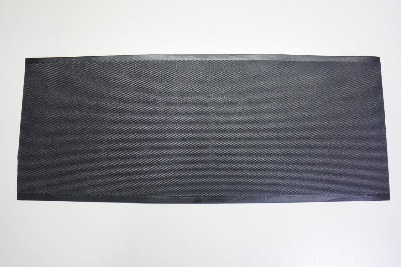 Профилактика полиуретановая Италия 200*500 мм. т. 1,0 мм. черн.